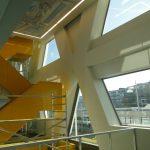 dominate gele trap bij het laboratorium voor infectie ziekten